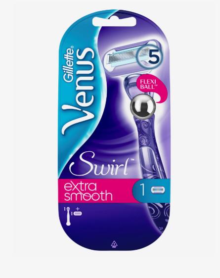 Gillette Venus Swirl Extra Smooth