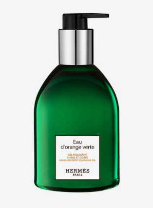 Hermés Le Bain Eau d'Orange Verte Hand & Body Cleansing Gel
