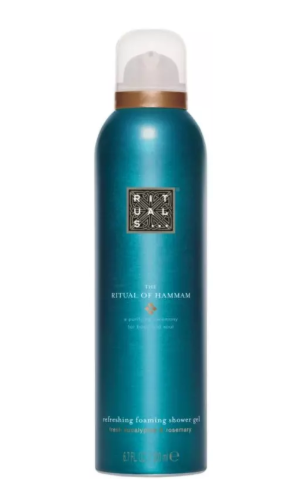Rituals The Ritual of Hammam Foaming Shower Gel duschskum
