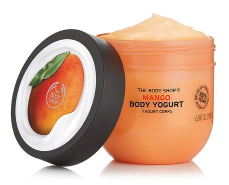 The Body Shop Body Yoghurt Mango
