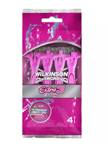 Wilkinson Sword Extra 3 Beauty Dam