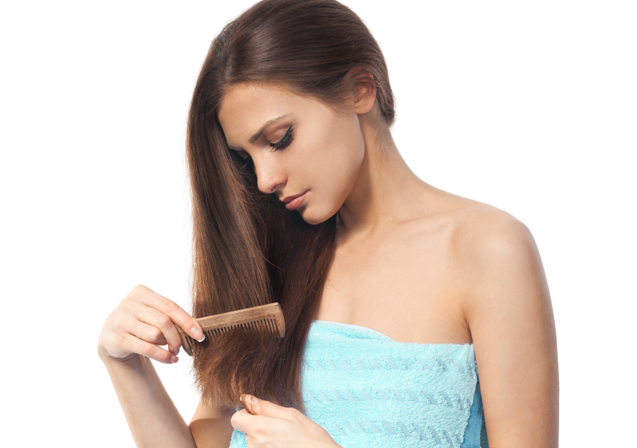 Test av hårborstar