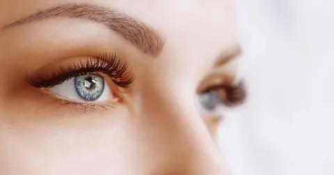 Test av ögonfransserum