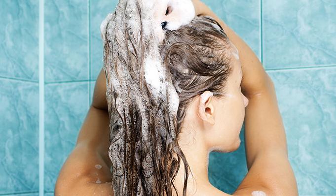 Test av schampo