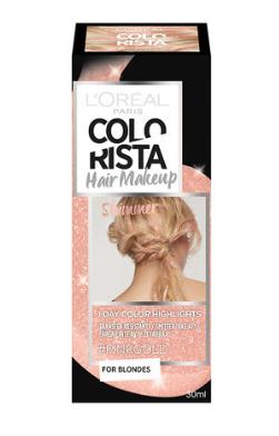 L'Oréal Paris Colorista Hair Makeup Temporary Colour