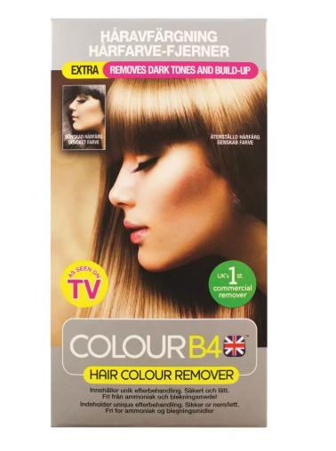 ColourB4 Hair Colour Remover Extra Strength