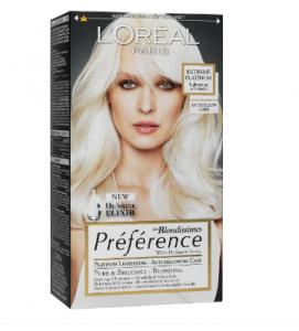 Lyx: L'Oréal Paris les Blondissimes Préférence Extreme Platinum