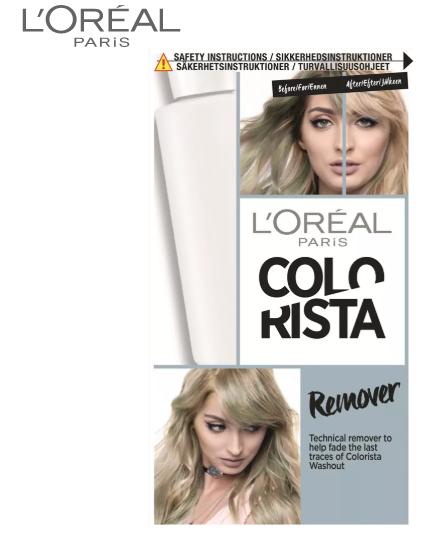 L'Oréal Paris Colorista Hair Color Remover