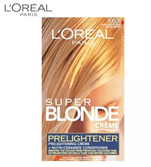 L'Oréal Paris Super Blonde Creme Avfärgning
