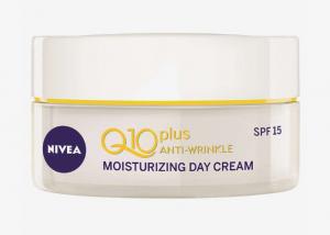 Bäst & Billigast: Nivea Q10Plus Anti-Wrinkle Moisturizing Day Cream SPF15