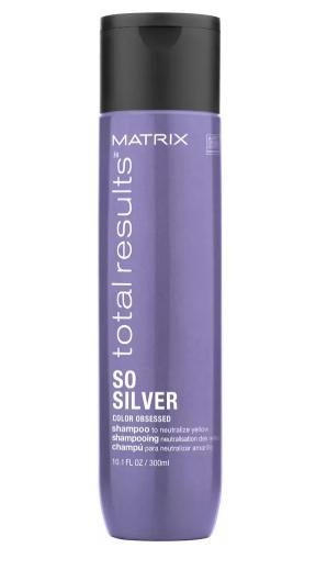 hårschampo för grått hår
