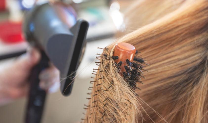 Test av hårfön