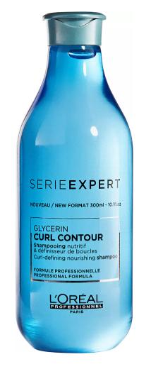 schampo för lockigt och frissigt hår