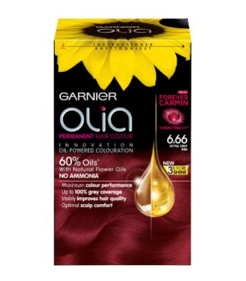 Garnier Olia Hårfärg 6.66 Extra Deep Red